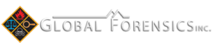 Global Forensics Inc. logo