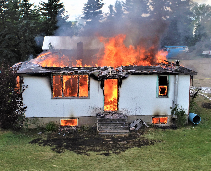 Fire Investigations Alberta